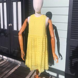 EUC Lemon yellow Lilly Pulitzer Dress